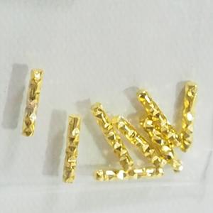 ゴールドひねり6mm