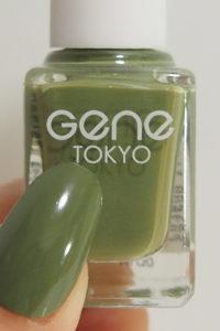 GENE TOKYOネイルカーキ