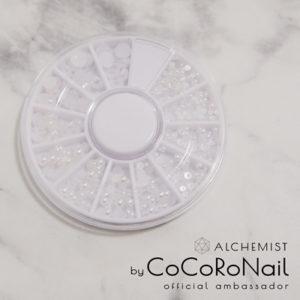 cocoronailパール6サイズアソートセット