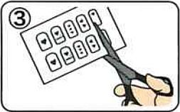 ネイル転写シート使い方3
