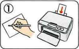 ネイル転写シート使い方1